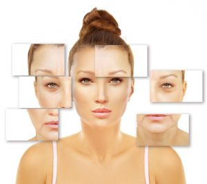 Dermal fillers and the 7 to 9 point Face Lift