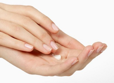anti ageing hands