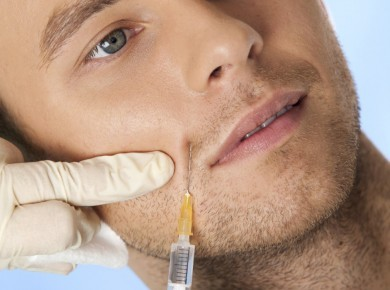 Perioral lines treatment