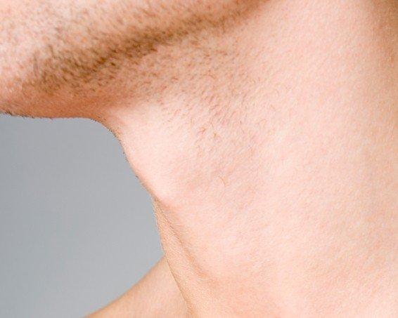 Male neck Jowl & Neck Treatments