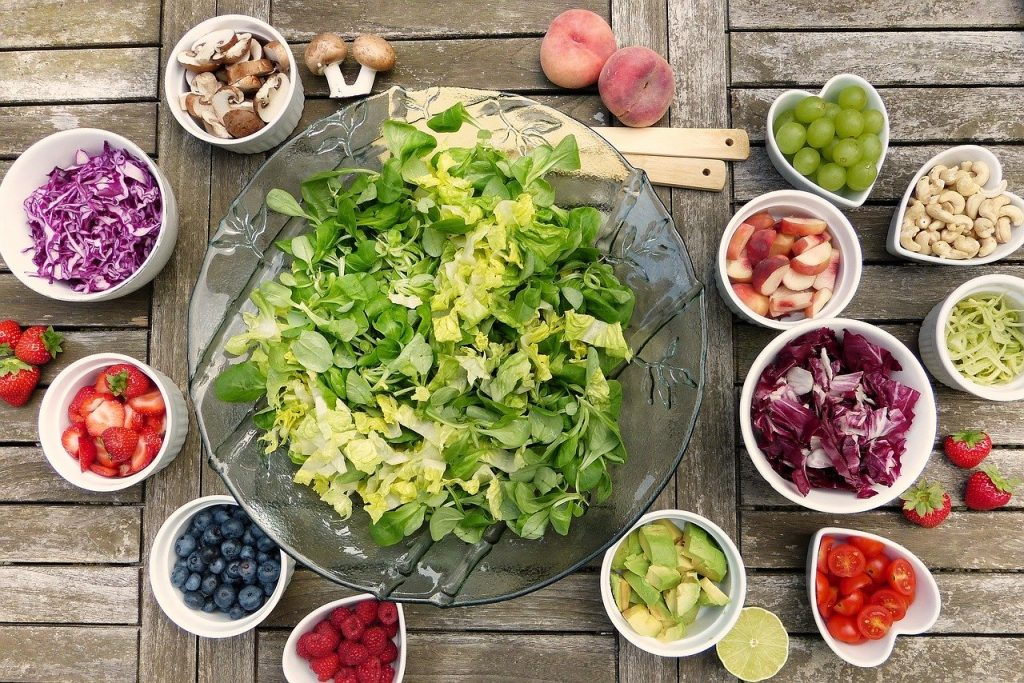 how a plant based diet keeps you young